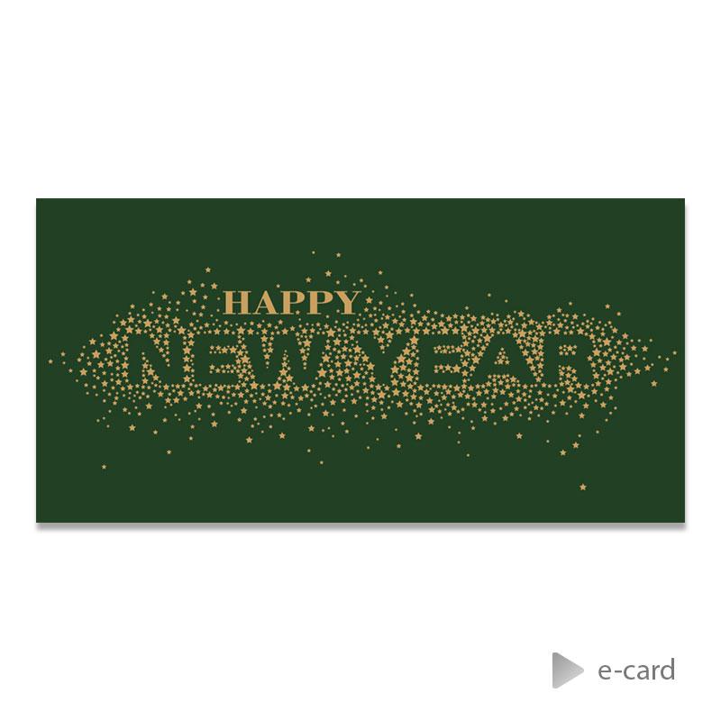 Afbeelding van Zakelijke e-card Happy New Year