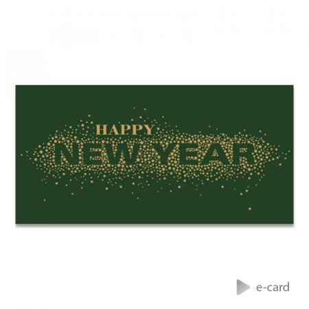 Zakelijke e-card Happy New Year